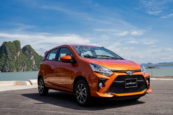 Toyota tung ưu đãi 'khủng' cho Wigo phiên bản mới