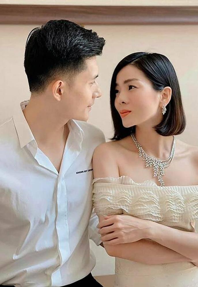 Lệ Quyên bật khóc bên bạn trai kém 11 tuổi Lâm Bảo Châu