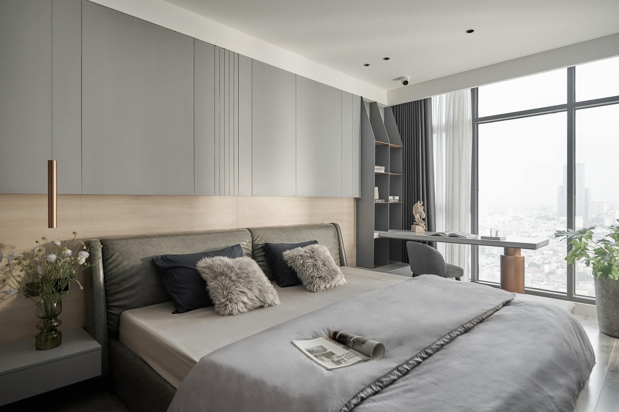 Thích mê ly căn hộ 'smarthome' 210m2 của gia đình nhiều trẻ con