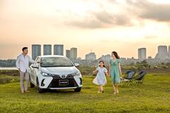 Toyota Vios ưu đãi lên đến 30 triệu đồng trong tháng 6