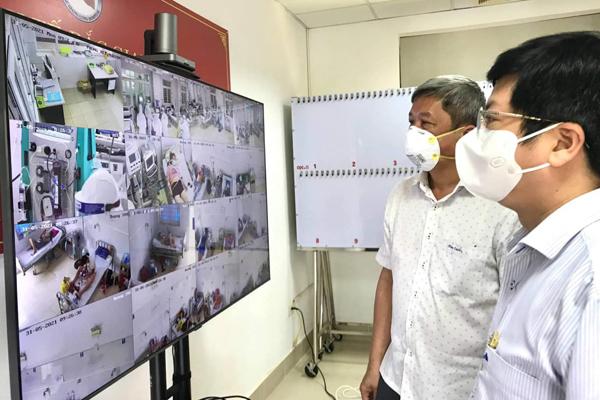 Bộ Y tế cử 128 y bác sĩ 9 tỉnh hỗ trợ Bắc Giang điều trị ca Covid-19 nặng