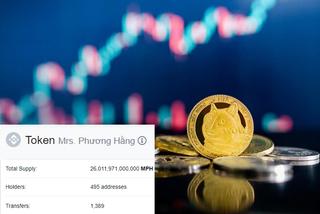 Cảnh giác với tiền ảo mang danh nghệ sĩ Hoài Linh, bà Phương Hằng