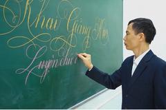 Rèn tính cẩn trọng cùng Trung tâm Thầy Ánh luyện chữ đẹp