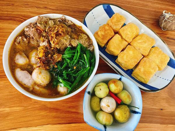 Ca muoi - a favorite Vietnamese side dish in summer