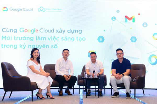 CMC Telecom trở thành Sell Premier Partner của Google