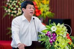 Chủ tịch Tổng Công ty Xi măng Bùi Hồng Minh làm Thứ trưởng Bộ Xây dựng