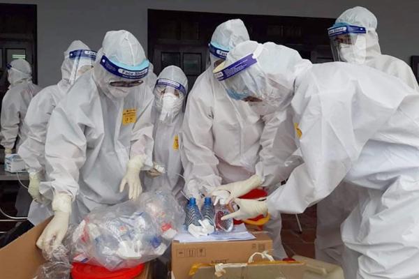 Từ hôm nay, người mua thuốc cảm cúm phải khai báo y tế