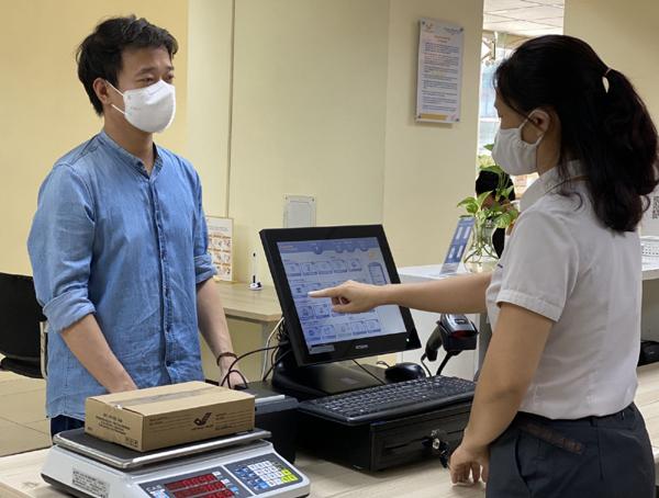 Vietnam Post ứng dụng nền tảng số, phát triển bưu cục, điểm phục vụ thông minh