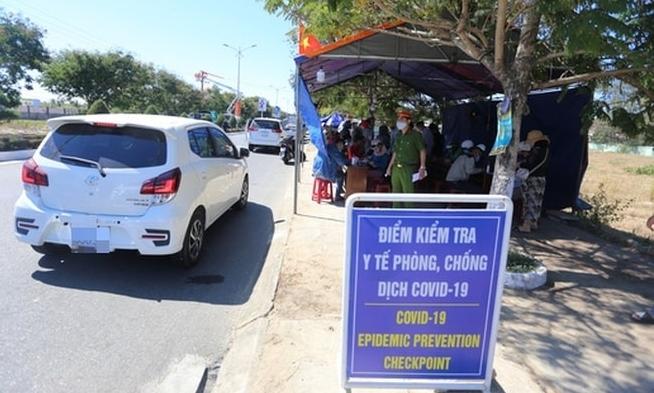 Quảng Nam cách ly 21 ngày người về từ quận Gò Vấp, phường Thạnh Lộc