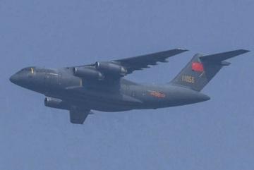 Vận tải cơ Trung Quốc tiếp cận không phận, Malaysia điều chiến cơ lên nhận dạng