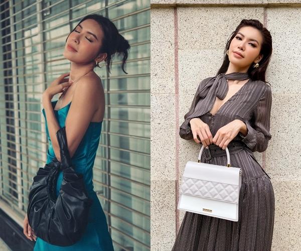 Phong cách đời thường biến hóa của siêu mẫu Minh Tú