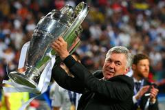 Carlo Ancelotti chính thức dẫn dắt Real Madrid thay Zidane