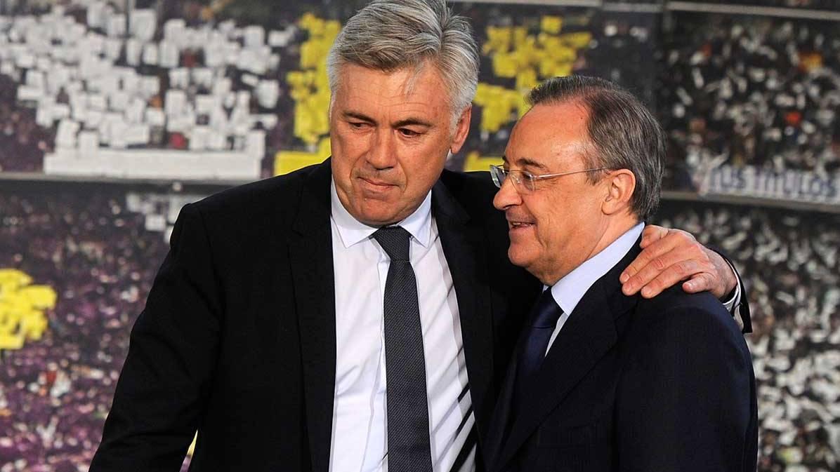 Real Madrid mời Mourinho trước khi bổ nhiệm Ancelotti