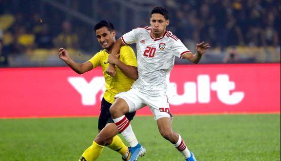 Link xem UAE vs Malaysia, 23h45 ngày 3/6