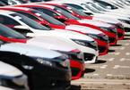 Ô tô nhập khẩu bất ngờ tăng trong tháng 5