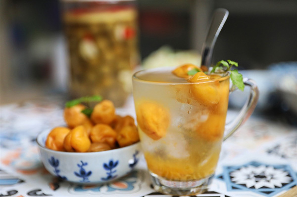Oh meo mai, it's time for some apricot