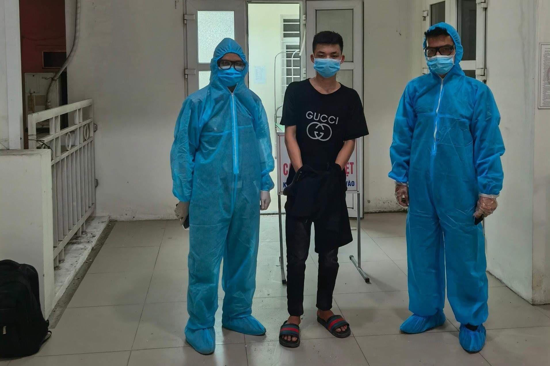 Thanh niên trốn khỏi khu cách ly ở Lạng Sơn về Hà Nội