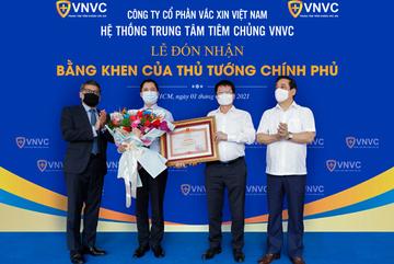 Đưa 30 triệu liều vắc xin Covid-19 về Việt Nam - 'cú liều' giá trị của VNVC