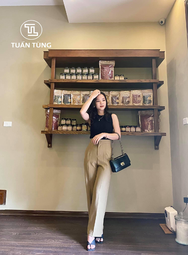 Tuấn Tùng - 'thiên đường mua sắm' của tín đồ thời trang Hà thành