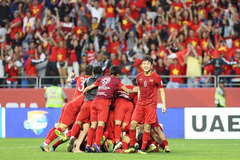 Vietnamese fans allowed to attend World Cup qualifiers