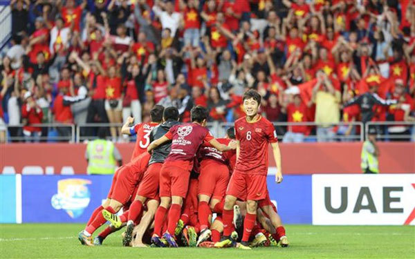 World Cup qualifiers,Vietnam football
