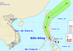 Storm Choi-wan appears near East Sea