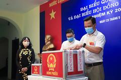 Hà Nội phải tổ chức bầu cử lại tại 2 đơn vị do có vi phạm