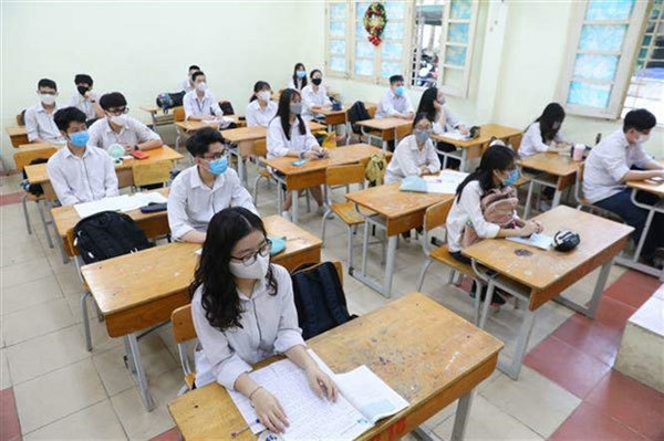Localities prepare for exams amid COVID-19 pandemic