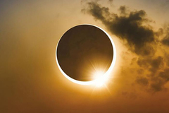 Annular solar eclipse and super moon to come in June