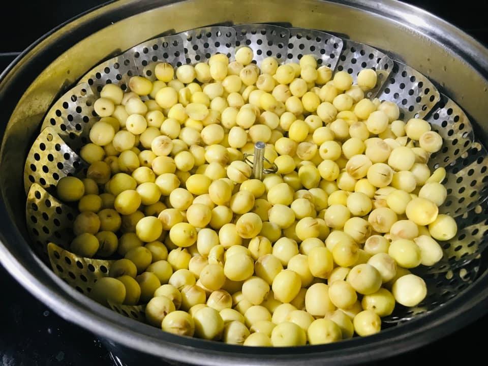 Cách bảo quản hạt sen tươi không bị thâm, bùi thơm ăn quanh năm