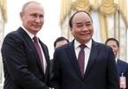 Chủ tịch nước gửi thư, cảm ơn Tổng thống Nga Putin