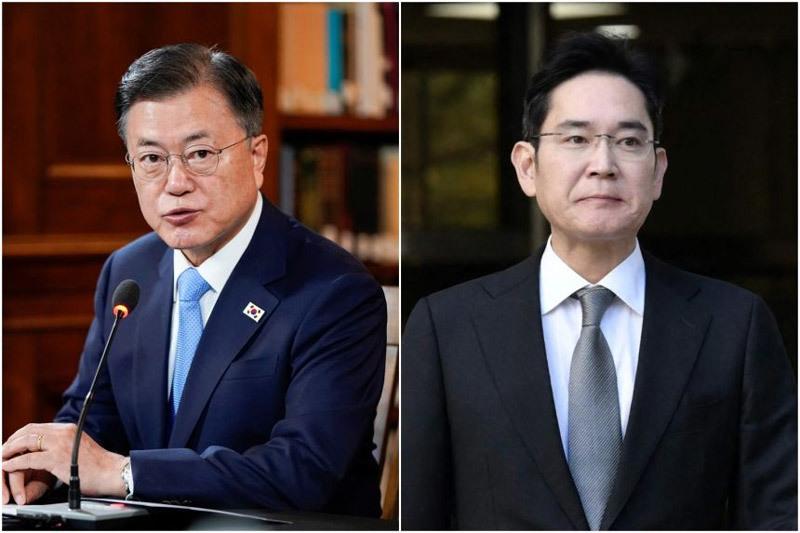 Các tập đoàn lớn Hàn Quốc xin Tổng thống tha bổng 'Thái tử' Samsung