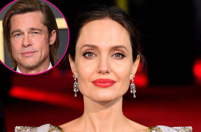 Angelina Jolie điên tiết vì thua kiện Brad Pitt