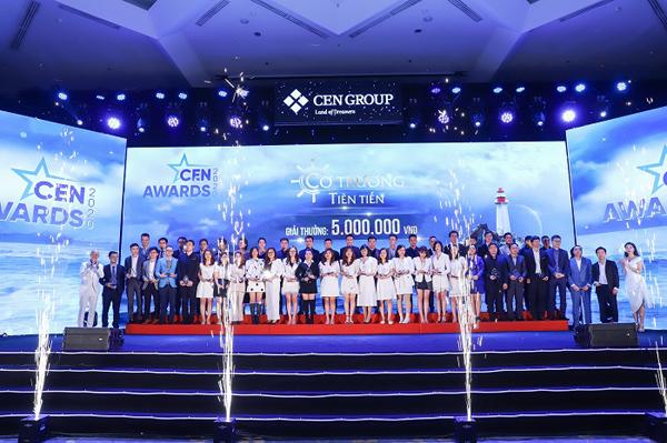 Cơ hội 'thành công không đợi tuổi' ở Cen Group