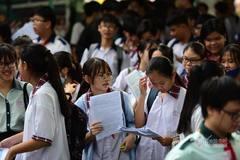 TP.HCM tổ chức thi vào lớp 10 sau kì thi tốt nghiệp THPT