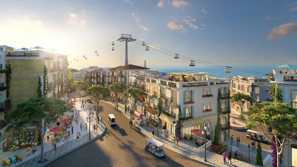 Sun Grand City Hillside Residence - 'Trái tim' trung tâm Nam Phú Quốc