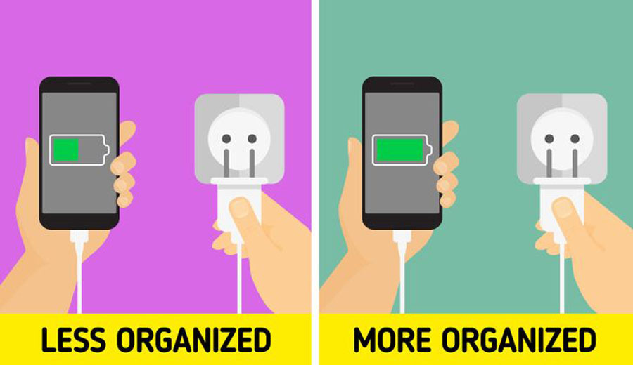 Cách dùng điện thoại tiết lộ điều gì về bạn