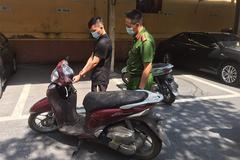 Triệt phá đường dây chuyên trộm xe SH với số lượng lớn tại Hà Nội