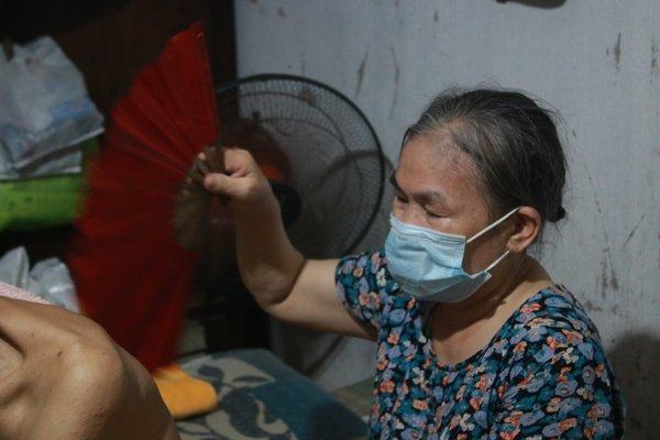 Phòng trọ hoá lò nung nơi xóm nghèo ở chân cầu Long Biên