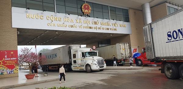 Lào Cai: ưu tiên tạo điều kiện thuận lợi xuất khẩu nông sản giữa mùa dịch