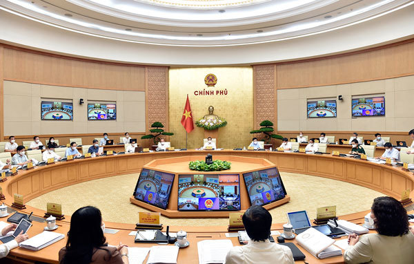 Cabinet convenes meeting to discuss socio-economic performance, COVID-19 fight