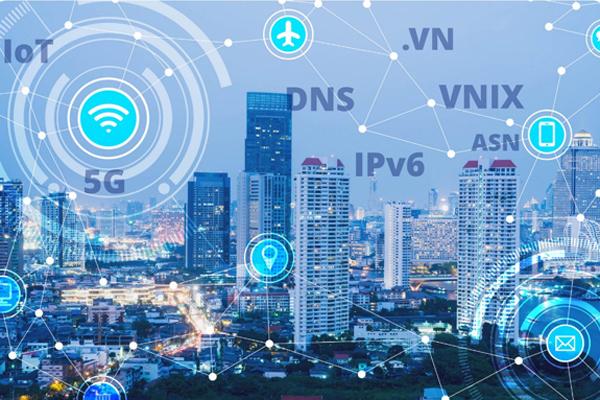 Tên miền .vn gắn kết người dân với hạ tầng số, phục vụ chuyển đổi số quốc gia