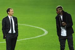 Juventus lôi kéo Pogba trở lại Turin