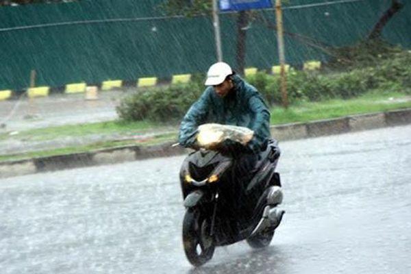 Dự báo thời tiết 4/6, miền Bắc giảm nhiệt, mưa giông nhiều nơi