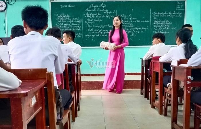 Giáo viên trúng tuyển ở Quảng Nam bất ngờ vì được chọn nơi làm việc