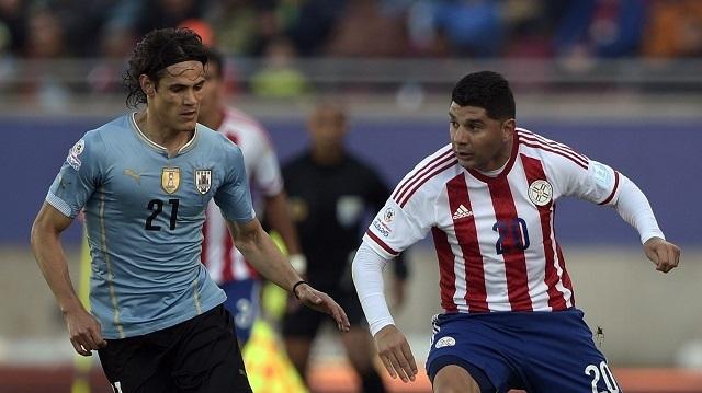 Trực tiếp Uruguay vs Paraguay: Chờ Cavani, Suarez tỏa sáng