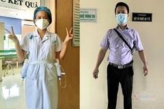 Hai sáng kiến đặc biệt giúp y bác sĩ tránh kiệt sức khi mặc đồ phòng hộ
