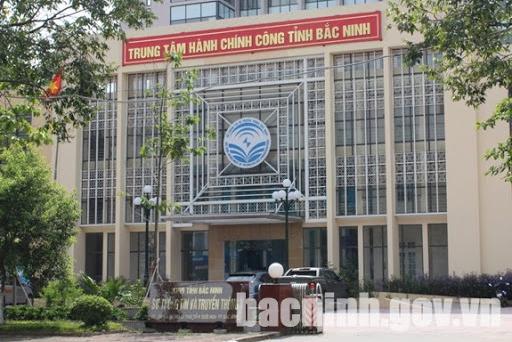 Trung tâm hành chính công Bắc Ninh hoạt động trở lại từ ngày 4/6