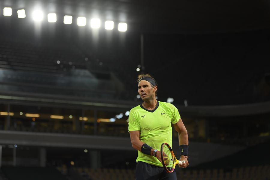 Nadal tiễn Richard Gasquet về nước
