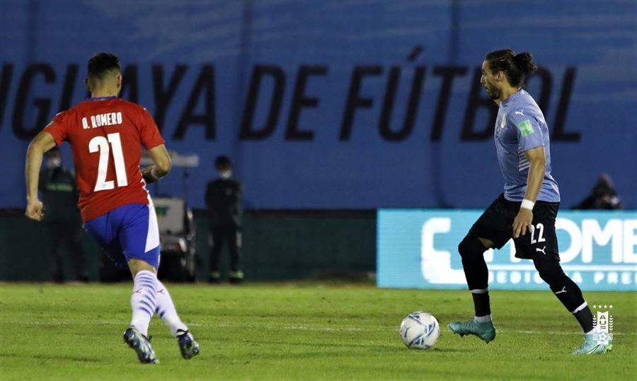 Suarez 'tịt ngòi', Uruguay bị Paraguay cầm chân